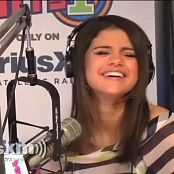 Selena Gomez 2011 03 17 Selena Gomez Talks Facial Hair on Guys SiriusXM Hits 1 Video 250320 mp4