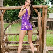 Ximena Gomez Purple Lace TCG Set 027 006