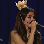 Selena Gomez 2013 03 19 Late Night With Jimmy Fallon Video 250320 ts