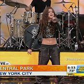 Selena Gomez 2013 07 26 Selena Gomez Come Get It Live on Good Morning America 720p Video 250320 mpg