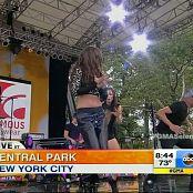 Selena Gomez 2013 07 26 Selena Gomez Slow Down Live on Good Morning America 720p Video 250320 mpg