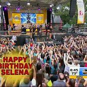 Selena Gomez Live GMA 2013 HD Videos