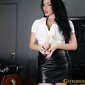 Goddess Alexandra Snow Burgundy Nails Tease 1080p Video ts 280221 mkv