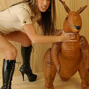 KatesPlayground Remastered Set 258 The Aussie Hunter kate lg 015 hq upscale