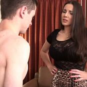 Alexandra Snow Slave is Kept in Chastity and Used by Mean Step Mom and Step Daughter 070321 wmv