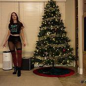 Goddess Christina Merry Christmas Ya Filthy Animal HD Video