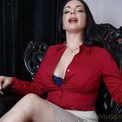Goddess Alexandra Snow Mesmeratist Session Part 1 Video 280321 mp4