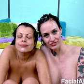 FacialAbuse 6 Holes 4 Tits 2 Hoes HD Video