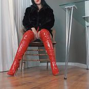 Young Goddess Kim Boot Worship Jerk Off Instruction Video 040421 mp4