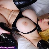 Octokuro Latex Bowsette Goes Wild HD Video 200421 mp4