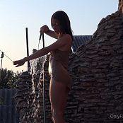 Cinderella Story OnlyFans Juliet Summer Shower Video 002 220421 mp4