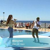Blumchen Herz an Herz ZDF Fernsehgarten Video 160421 mkv