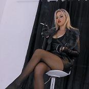 Young Goddess Kim Kept as a Smoke Room slave Video 280421 mp4