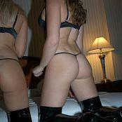 Princess Blueyez Tiffany Teen and MeganQt Stacked Ass Leftovers Camera 1 006