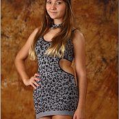 TeenModelingTV Yuliana Snow Leopard 092
