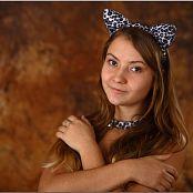 TeenModelingTV Yuliana Snow Leopard 111