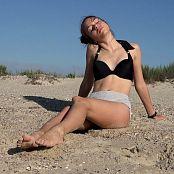 Cinderella Story Juliet Summer Warm Morning on The Beach Video 005 060521 mp4