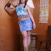 Melly Teen Cowgirl IMG 7245
