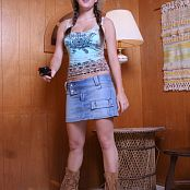 Melly Teen Cowgirl IMG 7271