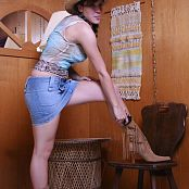 Melly Teen Cowgirl IMG 7297