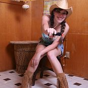 Melly Teen Cowgirl IMG 7307