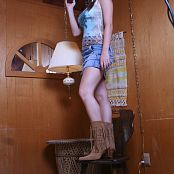 Melly Teen Cowgirl IMG 7319