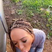 Natalia Forrest Broken Down Car BJ Video Video 220521 mp4