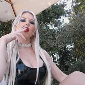 Young Goddess Kim Personal Human ashtray Video 230521 mp4
