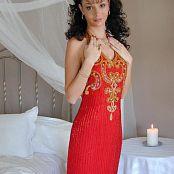 Jennifer Heart Red Dress dscn8435