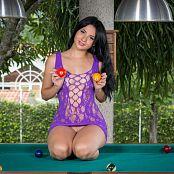 Clarina Ospina Purple Mini TCG Set 025 046