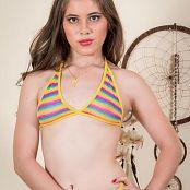 Angie Narango Colorful Mesh TCG Set 007 049