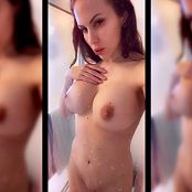 Katie Banks Creamy Shower Pussy Video 080621 mp4