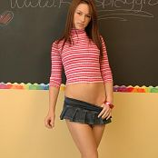 KatesPlayground Remastered Set 376 In Front Of The Class kate lg 008 hq upscale