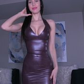 Princess Ashley New Latex Dress Needs Shining Video 210621 mp4