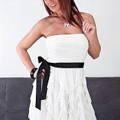 Nikki Sims Remastered Set 372 NikkiWhiteDress0001 lg hq upscale