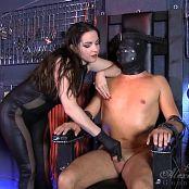 Goddess Alexandra Snow Pleasure Less Machine 1080p Video ts 060721 mkv
