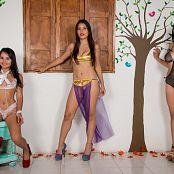 Thaliana Bermudez Pamela Martinez and Poli Molina Group 029 TCG Set 029 001