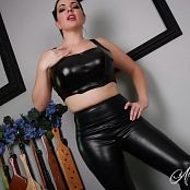 Goddess Alexandra Snow Leather and Summer HD Video 090721 mp4