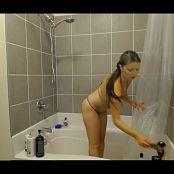 Sherri Chanel Blue Bikini Shower Elite Club Camshow Video 110721 mp4