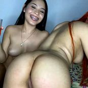 Susana Medina and Dayana Medina OnlyFans Real Sisters Lesbian Incest Camshow HD Video 110721 mp4