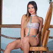 Poli Molina White Lingerie TCG Set 025 005