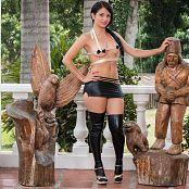 Clarina Ospina Shiny Skirt TCG Set 027 001