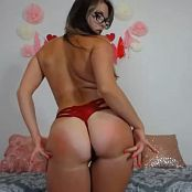 Sherri Chanel Pinstriped Blouse and Skirt Part 3 Elite Club Camshow HD Video 080721 mp4