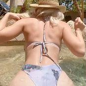 Jessica Nigri OnlyFans Pool Tease Video 002 150721 mp4