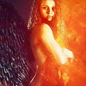 Cinderella Story Cinderella Black Angel Picture Set