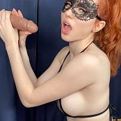 Amouranth OnlyFans Glory Hole Blowjob HD Video
