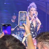 Miley Cyrus Full Set Resorts World Las Vegas Grand Opening 04 07 2021 Video 070821 mp4