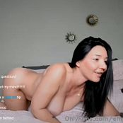 Christina Model OnlyFans August 2021 Camshow Video 290821 mp4
