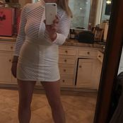 Britney Spears Sexy White Dress Video 310821 mp4