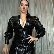 Goddess Alexandra Snow Flirty Latex Tease 1080p Video ts 070921 mkv